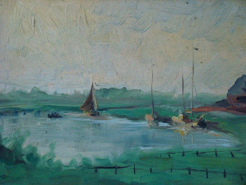 Schilderijen Gerhard Willem