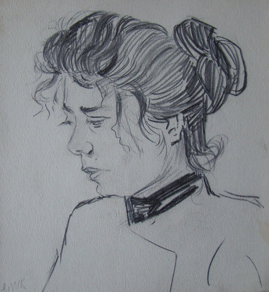 Portretten tek. Gerhard Willem