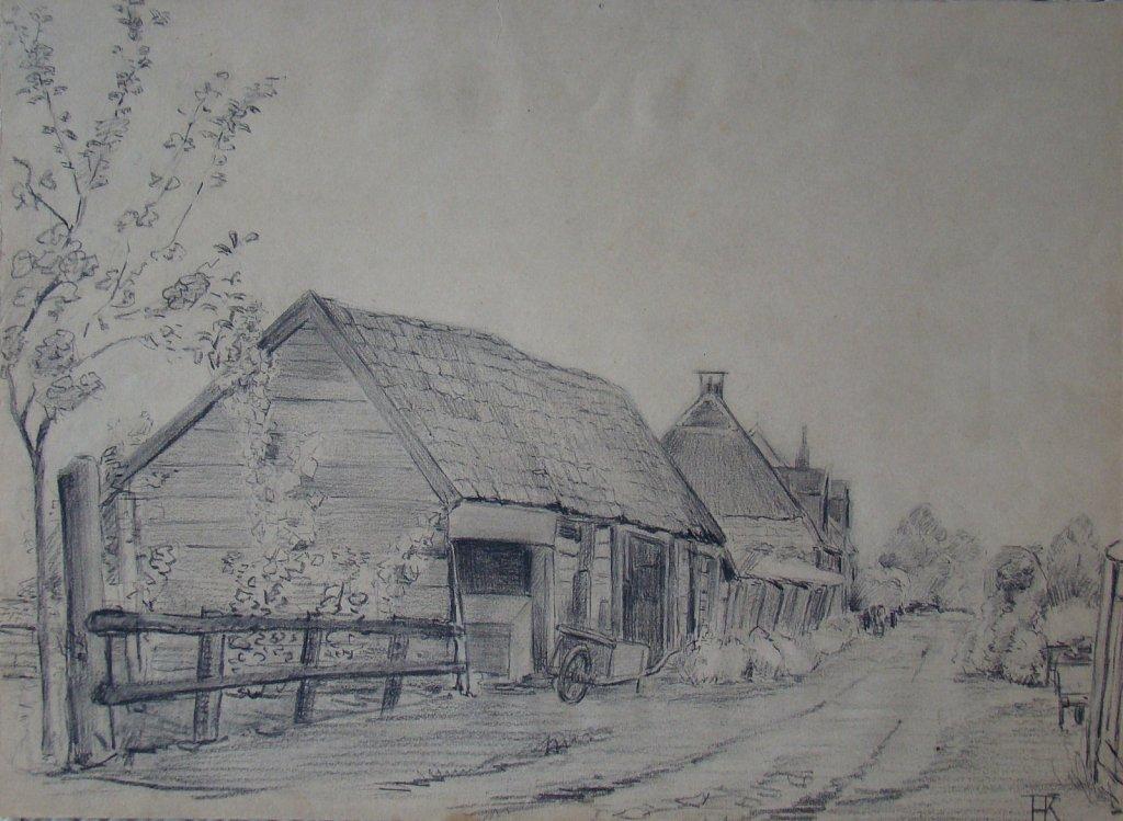 Landschappen tek. Herman Daniel